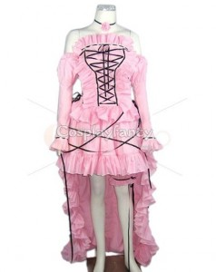 Chobits Cosplay Costumes