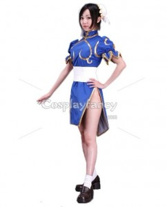 chunli cosplay costume